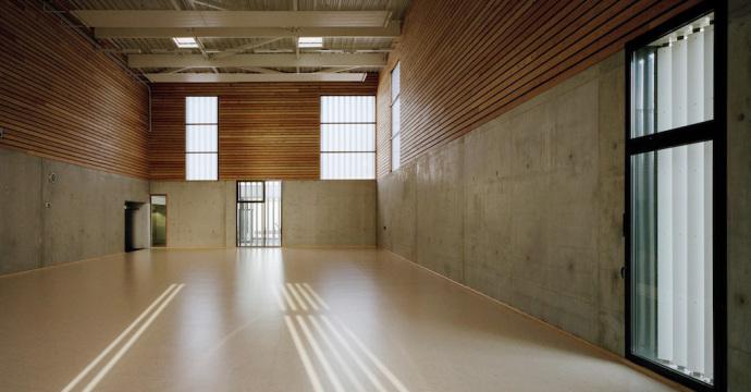 Complexe sportif et Groupe Scolaire à Corbas (69)