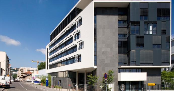Bureaux et Logements ZAC Bon Lait  à Lyon (69)