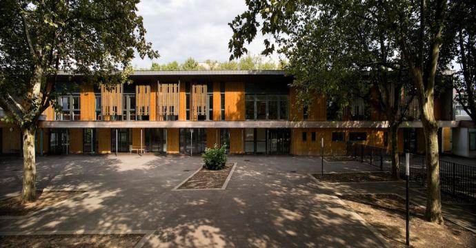 Groupe scolaire Les Geraniums à Lyon (69)