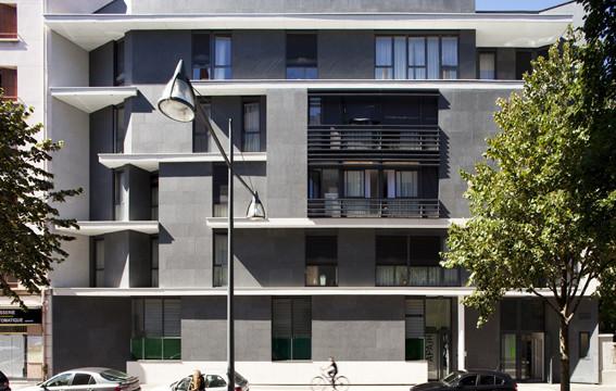Logements et activité  pour handicapés à Villeurbanne (69)