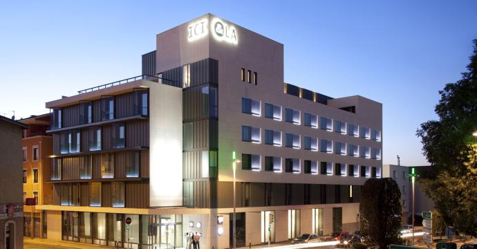 Hotel 4**** ICI&LA à Villefranche s/s (69)