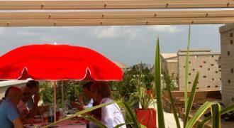 Le ROOFTOP – le chantier sur le toit