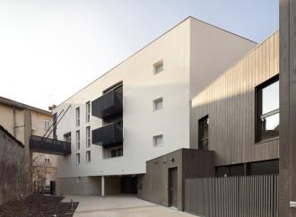 cour studio gardoni saint fons logements