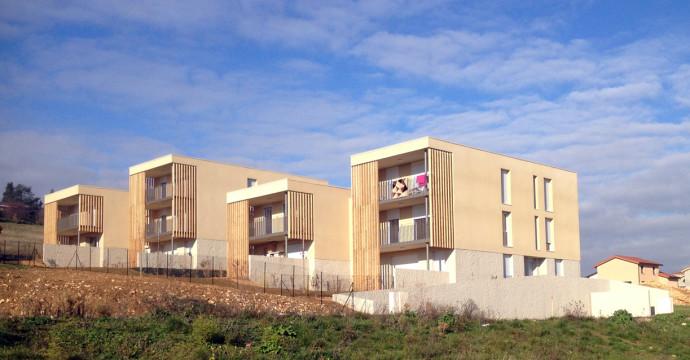 10 logements «la vigne des garçons»  à Anse (69)