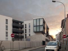 22 Logements locatifs rue Pressensé à Saint Fons (69)