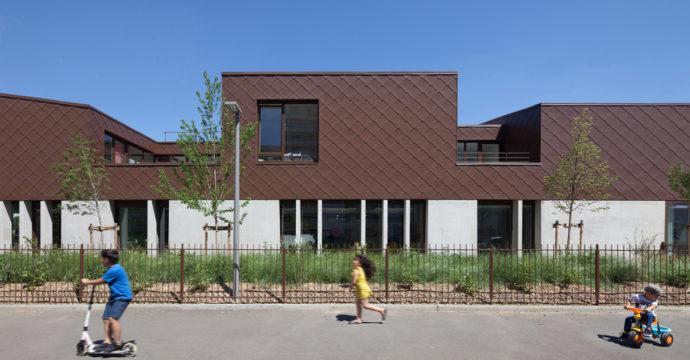 Ecole Pasteur à VILLEURBANNE