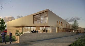 Centre de secours de Montluel Nievroz